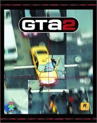 GTA 2 cover