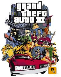 GTA III original cover