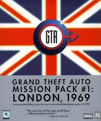 GTA london cover