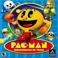 Pac adventres IT cover