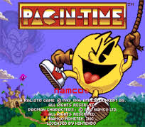 Pac in time title