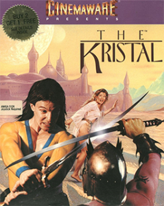 The Kristal Cover