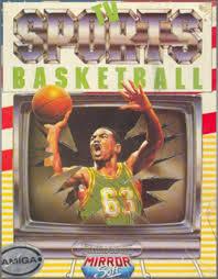 TV basketball cover