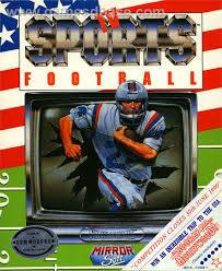 TV football cover