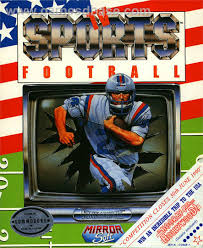 TV football cover