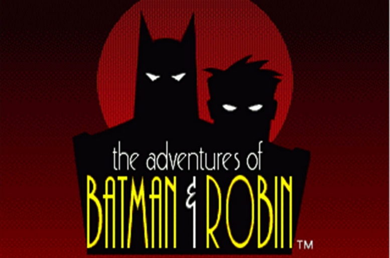ADEVENTURES OF BATMAN AND ROBIN SNES