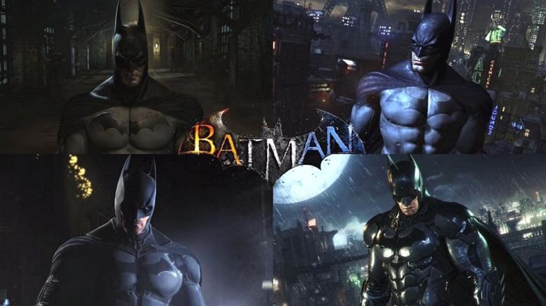 BATMAN ARKAHM GAMES (2)