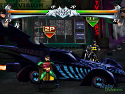 Batman forever arcade 2