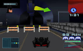 Batman race 2
