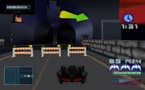 Batman race 2