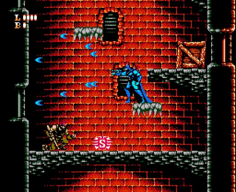 BATMAN RETURN OF THE JOKER NES SCREEN