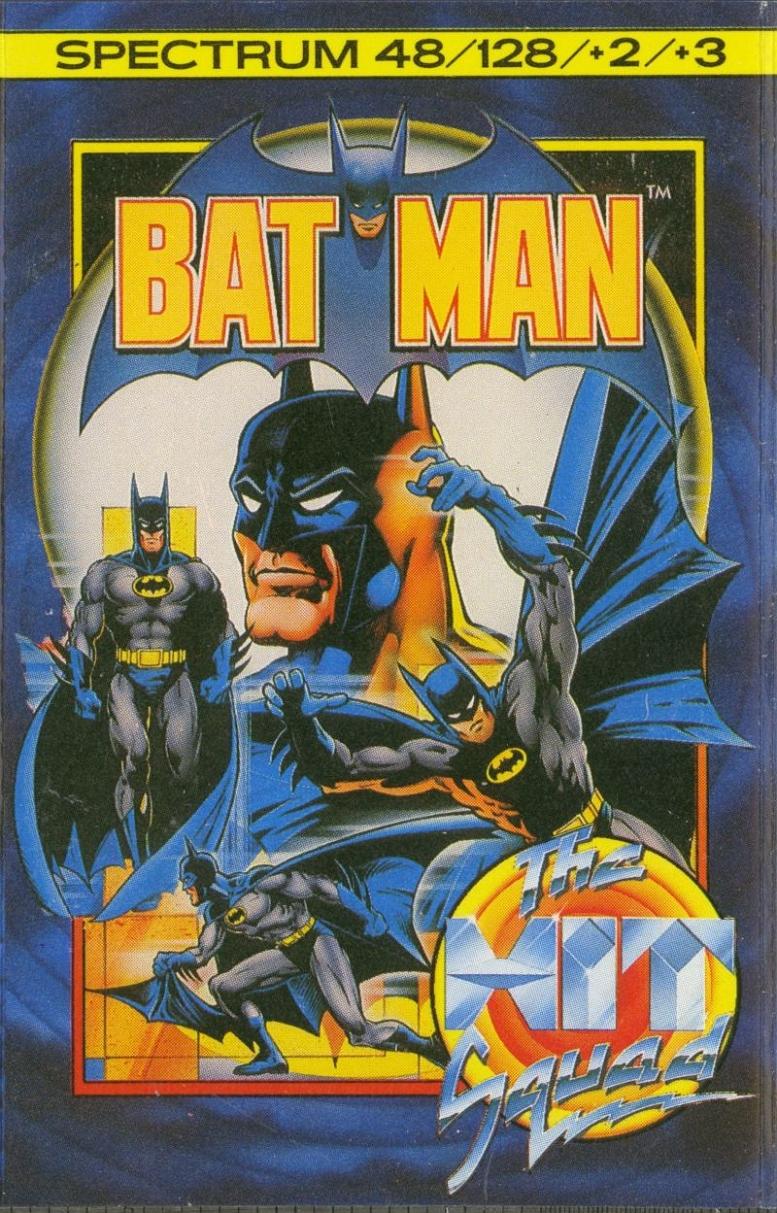 BATMAN ZX SPECTRUM