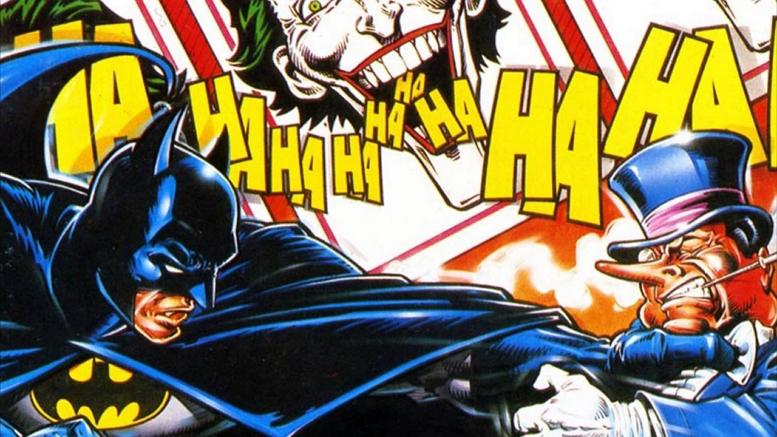 BATMANTHE CAPED CRUSADER