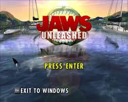 Jaws U title