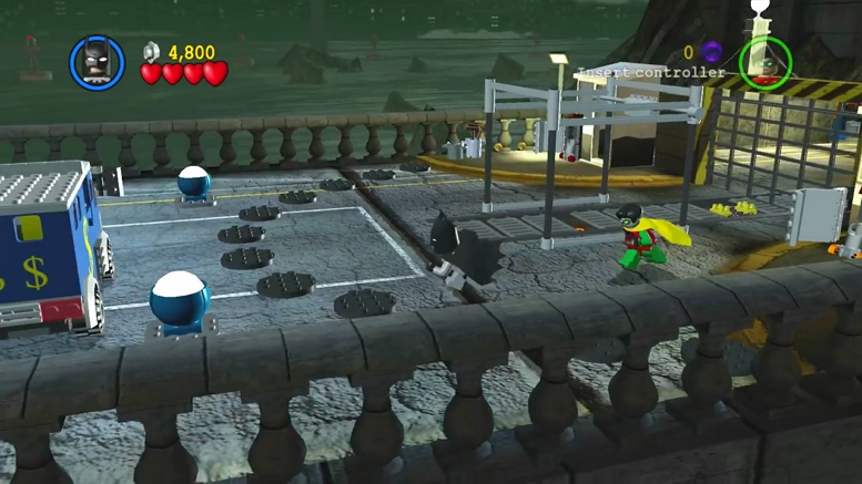 LEGO BAMTAN TRILOGY SCREEN