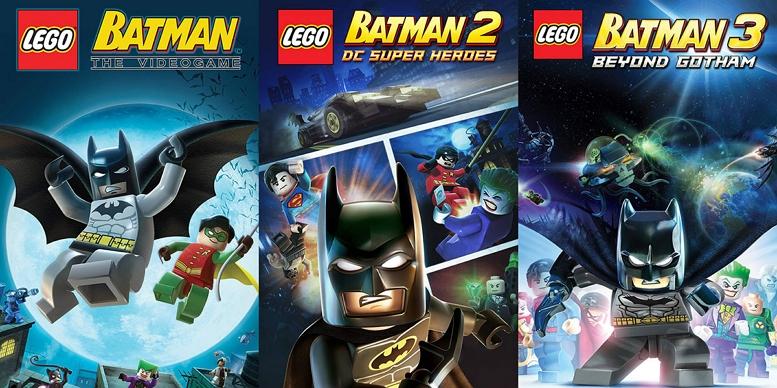 LEGO BAMTAN TRILOGY