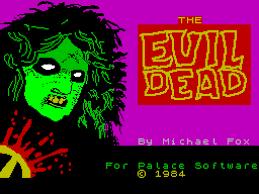 The Evil Dead –C64