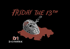Friday The 13th – C64