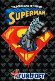 Superman death cover
