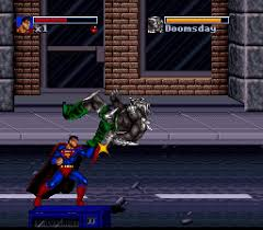 Superman death screen