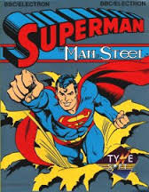 Superman MoS cover