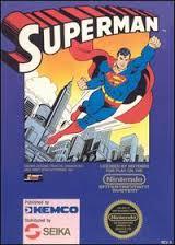 Superman NES