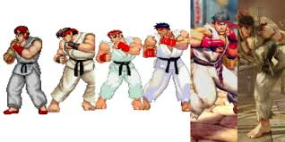 The Street Fighter legacy, part IV