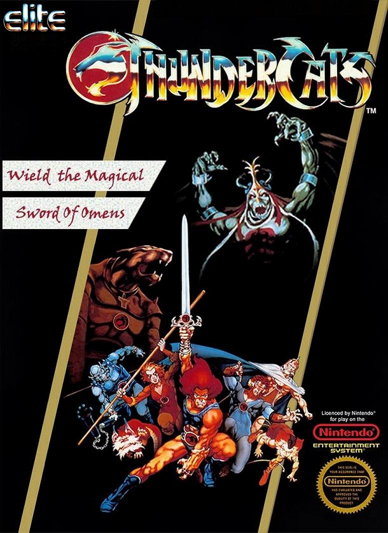 THUNDERCATS NES GAME 2