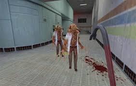 Half-Life Screen