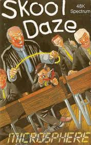 Skool Daze Cover