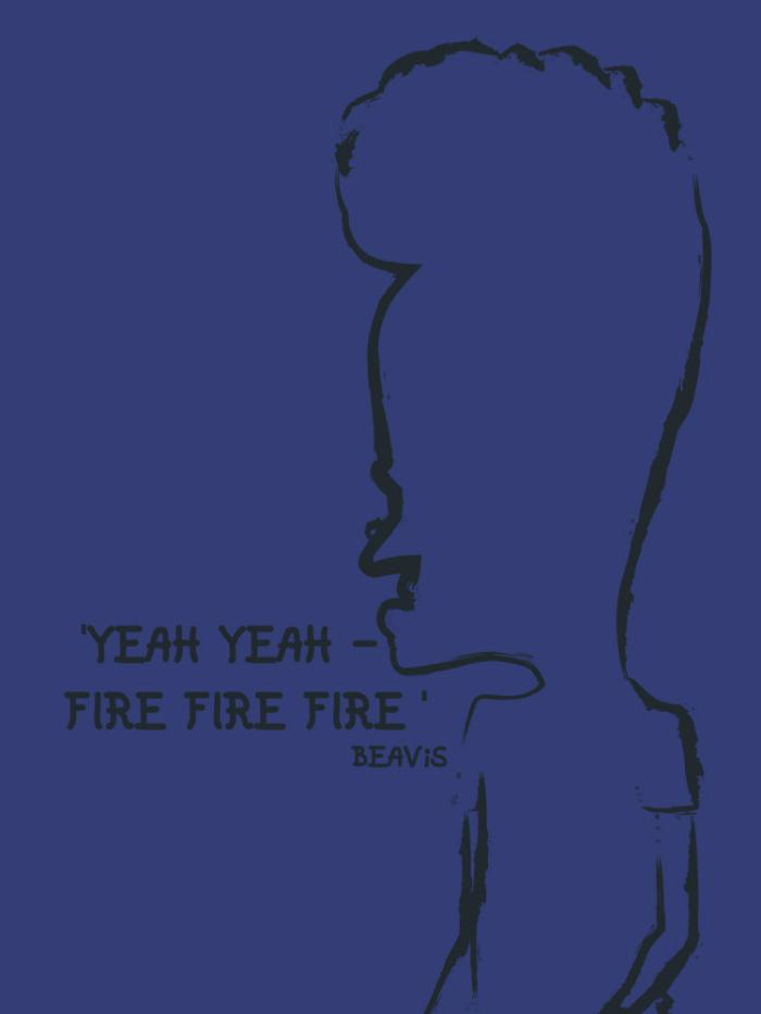 beavis-fire