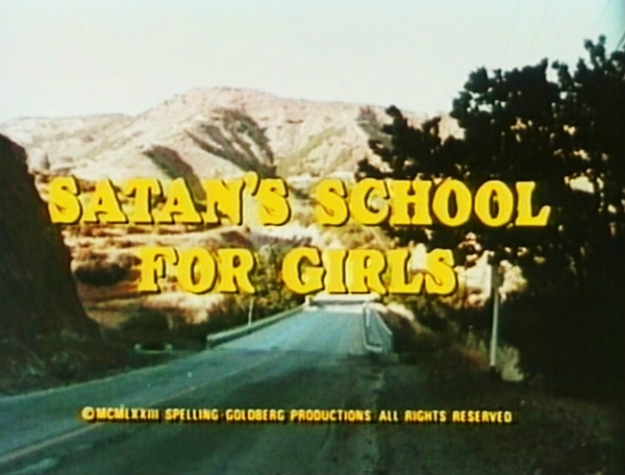 Satan's School For Girls