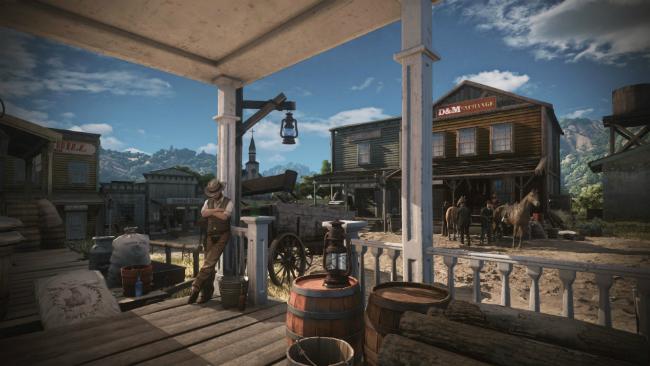 Wild West Online Image 1