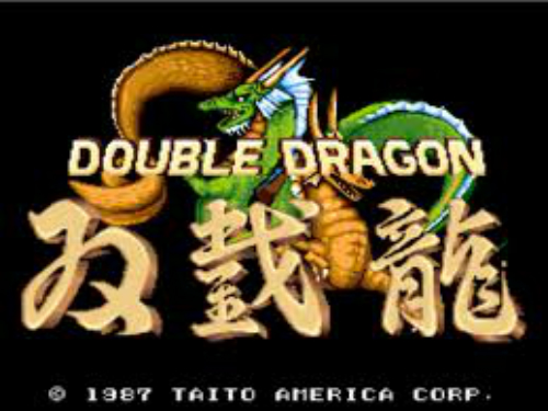 Double Dragon Logo