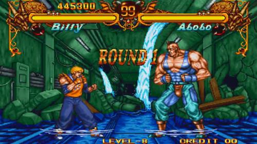 Double Dragon Neo Geo
