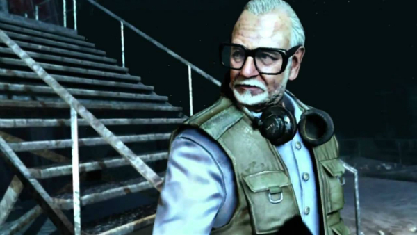 George A Romero Call of the Dead