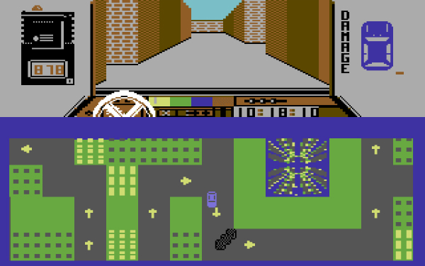A View to a Kill C64