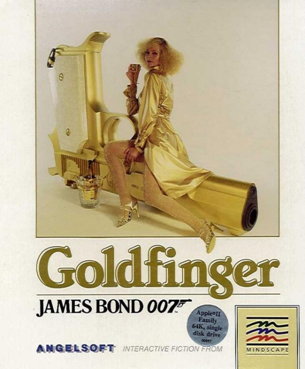 James Bond 007 Goldfinger