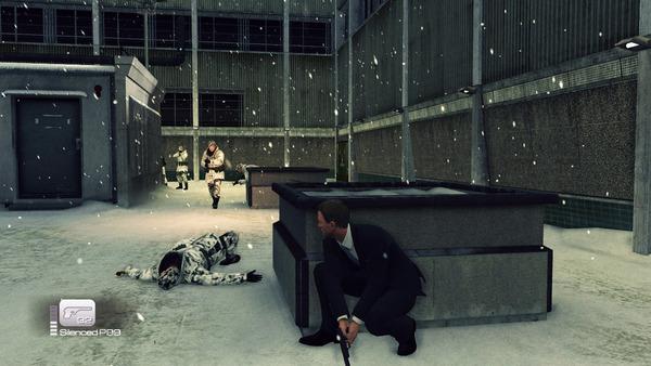 James Bond 007 Blood Stone Crack Only RELOADED