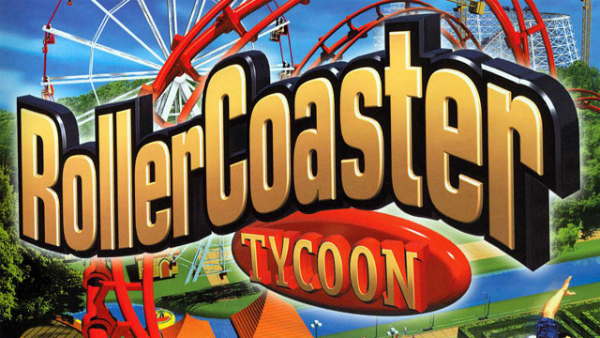 I Love Me Some RollerCoaster Tycoon – But This Guy? Dayum!