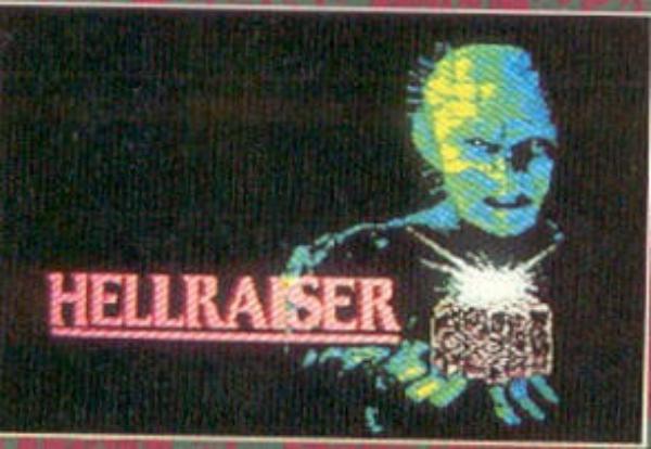 Hellraiser Title