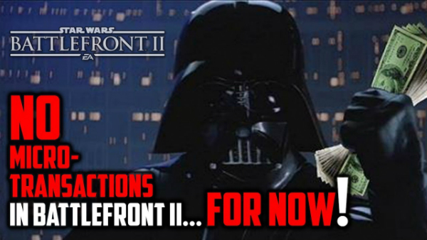 Star Wars: The Last Micro-Transaction?
