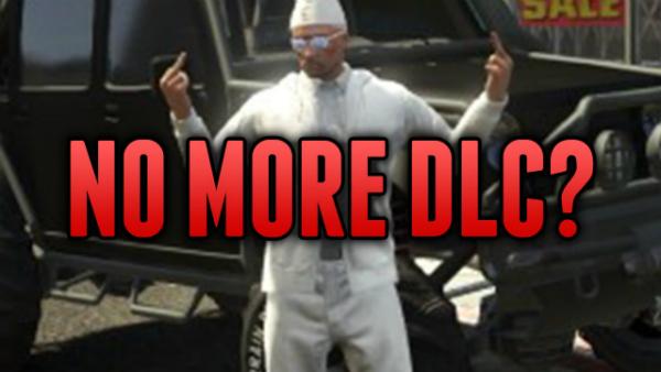 No More DLC