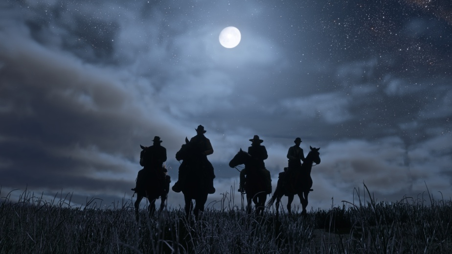What If, In Red Dead RedemptionII…?
