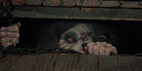 The Evil Dead Cellar