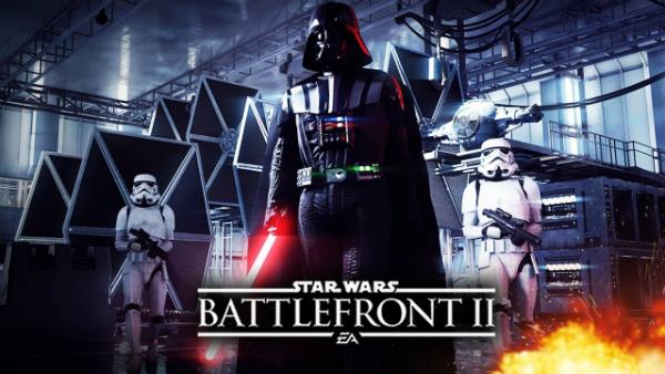 Vader Battlefront II