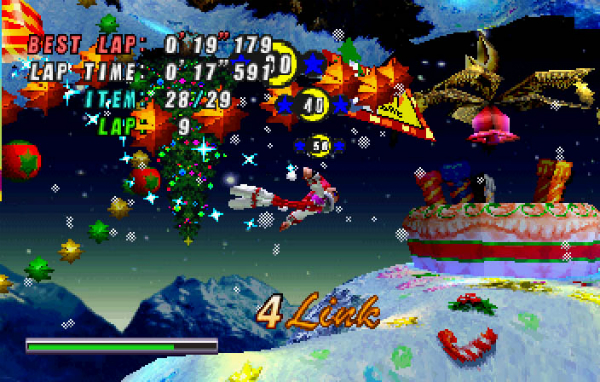 Christmas NiGHTS into Dreams