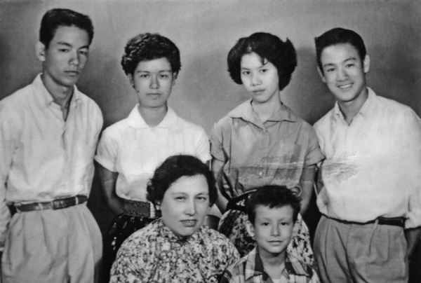 Bruce Lee Family