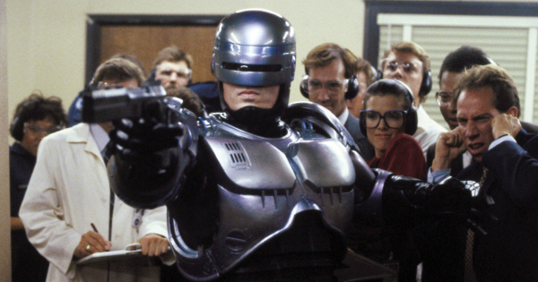 I'd Buy That For A Dollar: New Robocop Sequel In The Works?