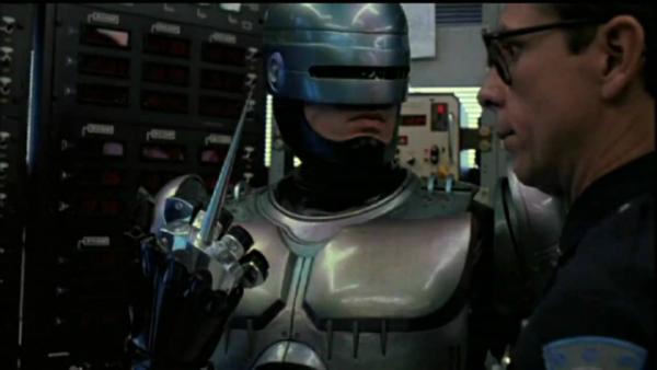 Robocop Spike